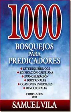 100 bosquejos de predicaciones