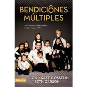 Bendiciones multiples Jon y Kate Gosselin y Beth Carson