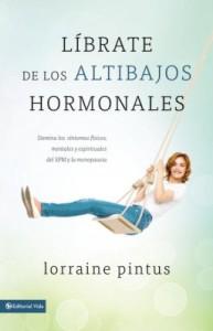 Librate de los altibajos hormonales Lorraine Pintus