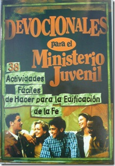 devocionales para el ministerio juvenil
