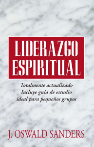 liderazgo espiritual oswald sanders